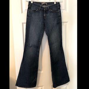 Low Rise Flared Mavi Marie Jeans
